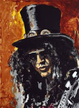 I Gotta See (Slash) by Ronnie Wood