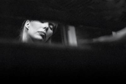 Joni Mitchell Photograph by Graham Nash