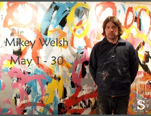 Mikey Welsh