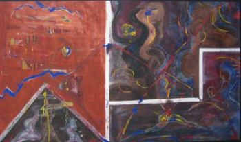 Miles Ahead - Painting by Miles Davis