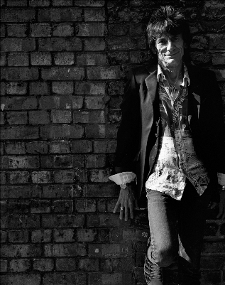 Ronnie Wood (Armin Strom Watches)