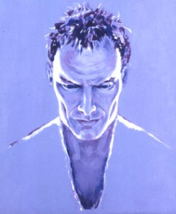 Sting Painting by Grace Slick