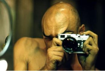 Yul Brynner, The King and I, Self Portrait, 1956