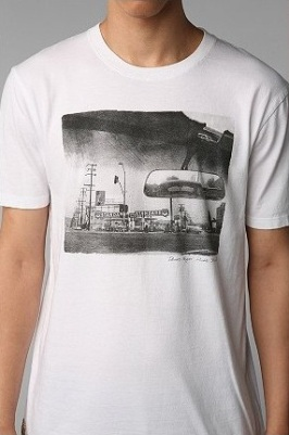 The Dennis Hopper Collection by Vans Double Standard Tee
