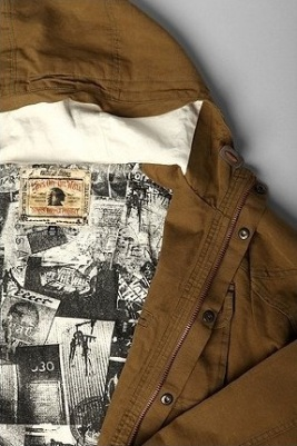 The Dennis Hopper Collection by Vans Hopper Morocco Jacket - lining