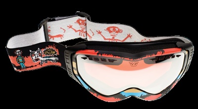 Gordini GASP goggles by Mikey Welsh