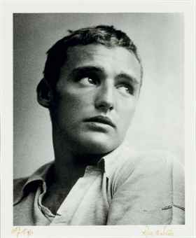 Dennis Hopper, 1955 by Roddy McDowall