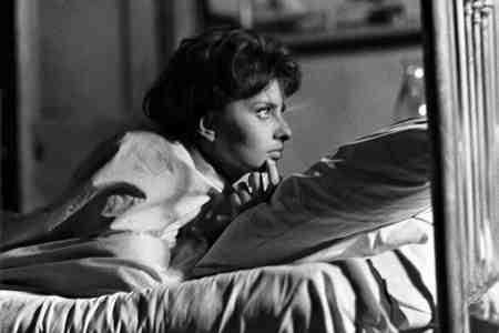Yul Brynner, Sophia Loren, Houseboat, 1957