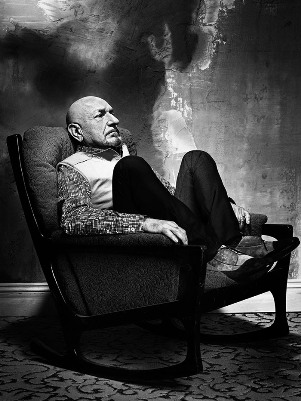 Ben Kingsley photograph by Bryan Adams