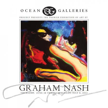 The Art of Graham Nash