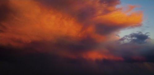 Blaze 2012, Photograph by Julian Lennon
