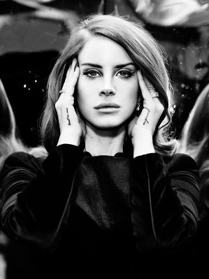 Lana Del Rey photograph by Bryan Adams