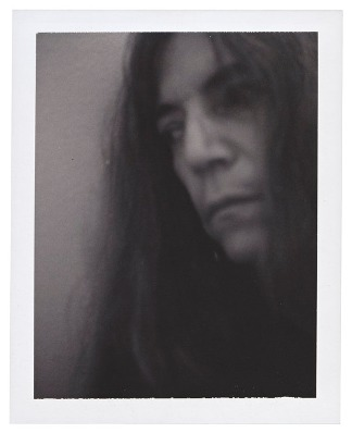 Patti Smith, Self-Portrait, NYC, 2003