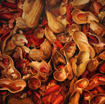 Shells, Painting by Carole Bayer Sager