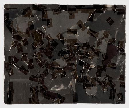Black Parts, Artwork by Antony