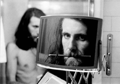 Self-Portrait Photograph by Graham Nash