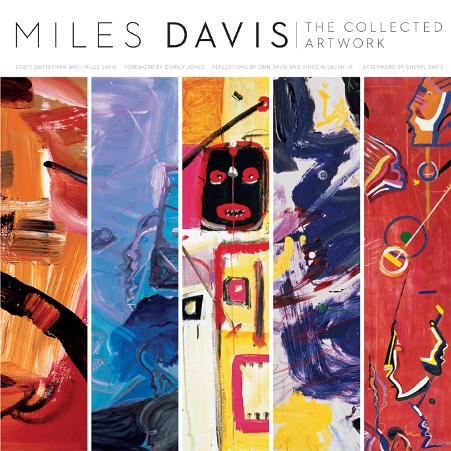 Miles Davis: The Collected Artwork book cover