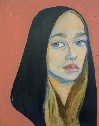 Self Portrait by Jemima Kirke