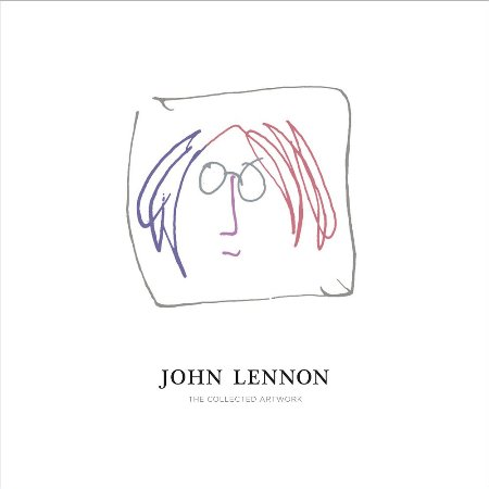 John Lennon: The Collected Artwork book cover