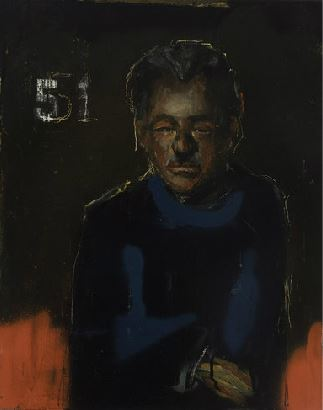 John 51 (2012), Painting by John Mellencamp