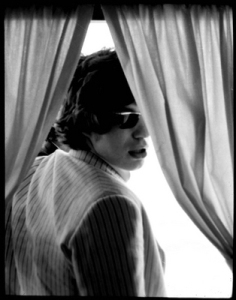Mick Jagger, New York, 1966 by Linda McCartney