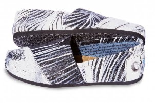 TOMS Shoes Collaborative Canvas Collection