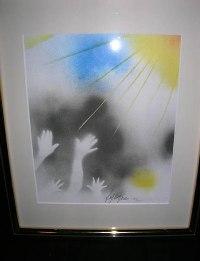 Hope Artwork by Sophia Loren