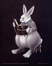 White Rabbit Remembering the Good Old Days by Grace Slick