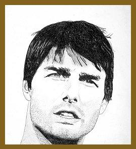 Tom Cruise by Rich Little