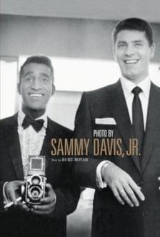 Photo by Sammy Davis, Jr. Book Cover