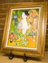 Gene Hackman Carnivale du Vin Painting