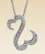 Jane Seymour Open Heart Pendant