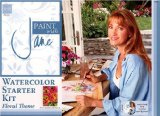 Paint with Jane Watercolor Starter Kit - Jane Seymour