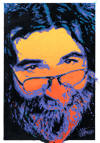Jerry Garcia by Joe Petruccio