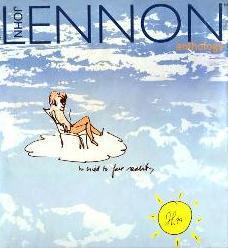 John Lennon Anthology Box Set Cover
