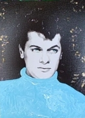 Tony Curtis Paintings for Sale