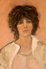 Self-portrait by Carole Bayer Sager